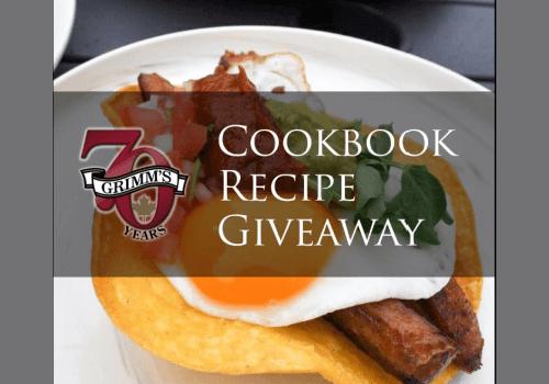 Grimms Canada Contest: Win a Cookbook or $150 Grand Prize