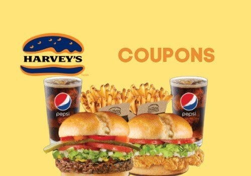 New Harveys Coupons - Digital