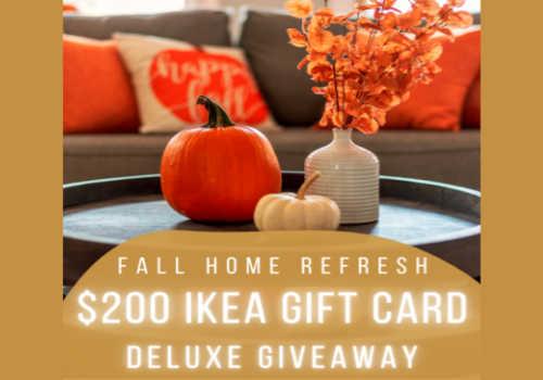 Ikea Contest: Win a $200 IKEA gift card