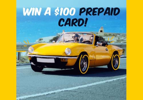 Mr Lube Canada Contest: Win a $100 Prepaid Gift Card