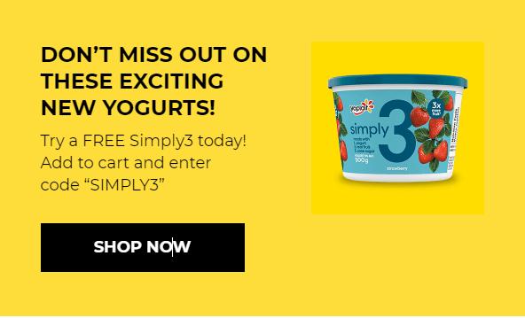 Free Yogurt with Online PC express