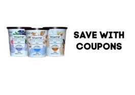 Yoso yogurt Coupon