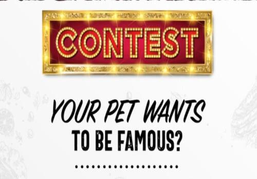 Zoe Canada Contest ~ Make your Pet Famous!!