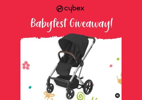 Babies R Us Contest – Win a Cybex Stroller worth $649