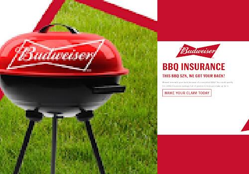 Budweiser BBQ Insurance Contest