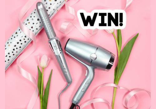 Conair Contest: WIN a Smoothwrap Hair Dryer & Styler