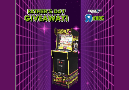 Toys R Us Contest : Win a Legacy Edition Arcade Cabinet