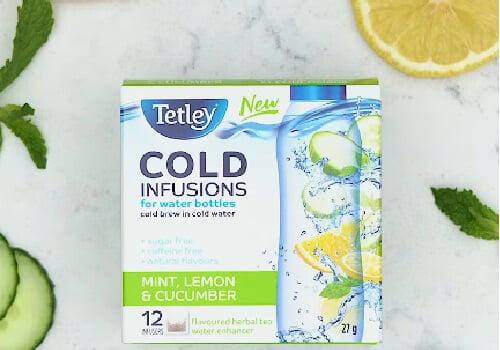 Win Tetley Tea products