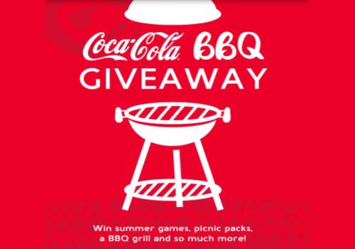 Edo Japan Contest: Win a Coca-Cola BBQ Giveaway