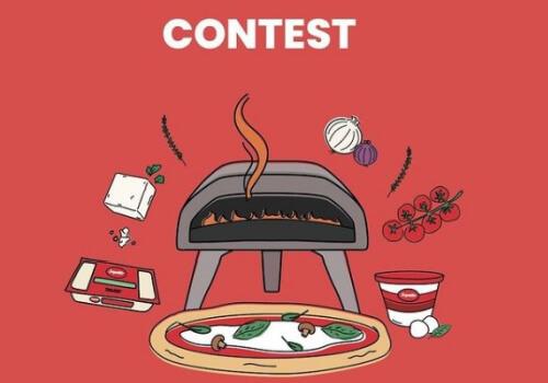 Saputo Contest: WIN a pizza oven and free cheese