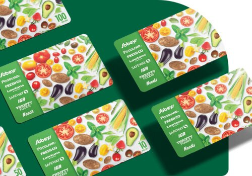 Win 1 of 4 Sobeys gift Cards