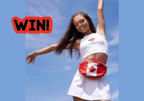 Urban Planet Contest: Win Canada Day Items