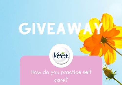 Veet Giveaway on Facebook