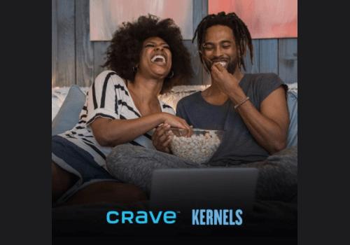 Virgin Mobile Contest – Win a Crave & Kernels Prize Pack