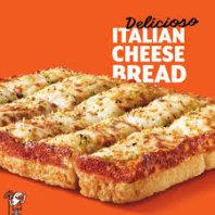 New Italian Cheese Bread