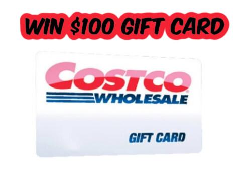 Costco Contest for Canada- Win a $100 Gift Card