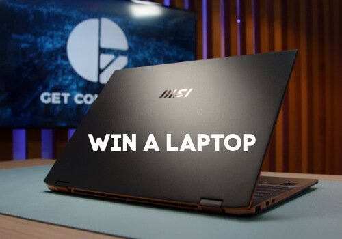 Get Connected Laptop