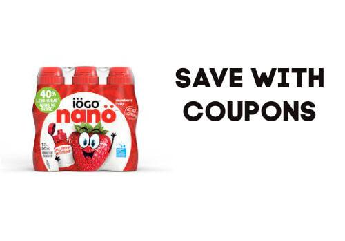 IÖGO Coupon ~ Save $1.00 Off IÖGO Nano and IÖGO Harvest