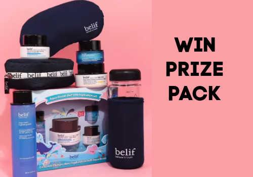 Belif Prize Pack