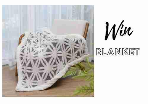 Win Sherpa Blanket