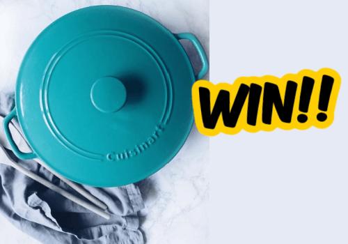 Cuisinart, Cuisinart Canada Contest: Win a Cuisinart Advantage Plus Hand Mixer