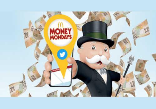 McDonald's Money Mondays Twitter Contest: Win $2000 CASH