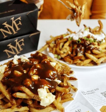 New York Fries Contest: Win FREE Poutine!!