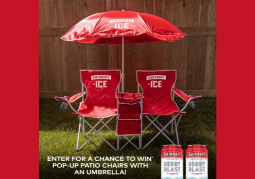 Smirnoff Contest Canada –  Win the ultimate backyard setup