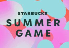 Starbucks Canada Summer Games