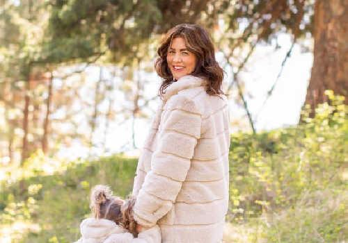 Jillian Harris Coat Contest with Joe FRESH