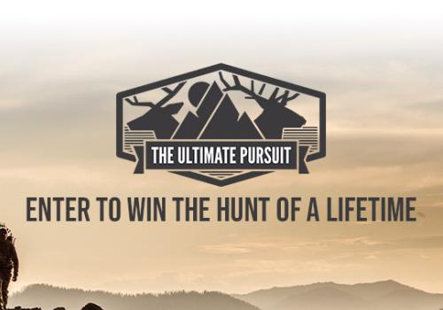 Cabela Contest - ultimate hunt