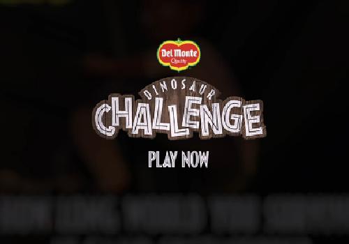 Del Monte Dinosaur Challenge Contest: Win Trip to Universal Theme Park in Florida