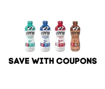 Save on Joyya Milk with coupons logo