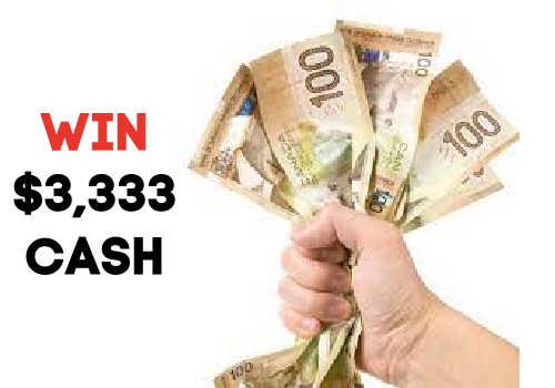 Little Potato Company Contest ~ Win One of Three $3,333 CASH Prizes