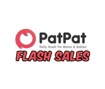 Pat Pat Flash Sales for Canada