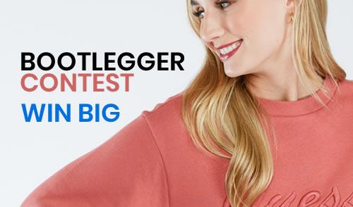 Bootlegger Canada Contest Win big