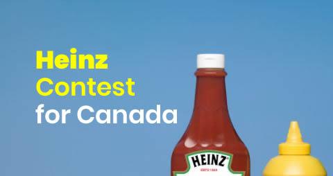 Heniz contest Canada