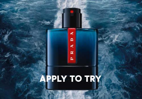 Prada Perfume sample -apply to try