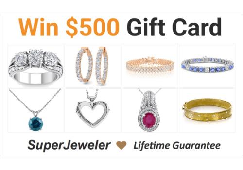 Super Jeweler Win Gift Card